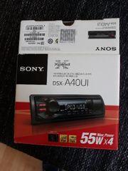 Autoradio Sony Mod DSX-A40UI