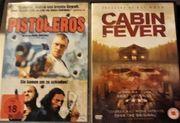 PISTOLEROS ACTION DVD UND CABIN