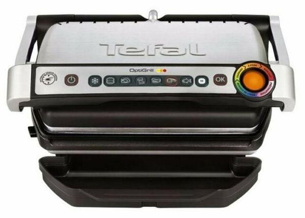 Tefal OptiGrill GC702D Kontaktgrill ideale