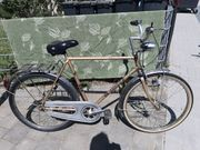 Herren-Fahrrad 26 Zoll Reifengröße 3-Gang