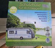 Schutzhülle für Wohnwagen Wohnwagengarage