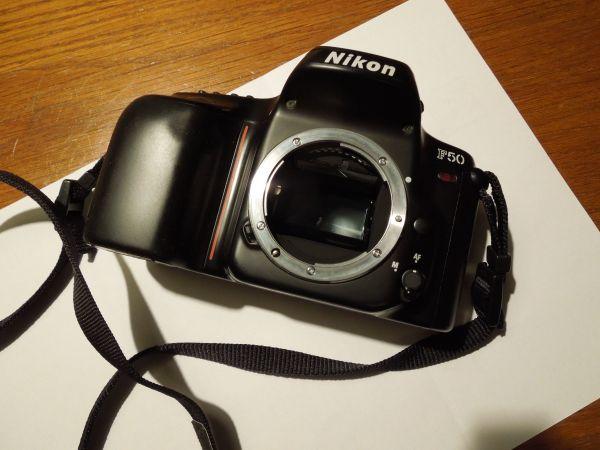 Nikon F50