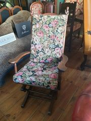 Canmpaign-Rocking-Chair ca 1900