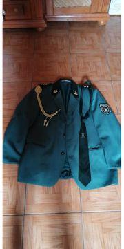 Schützen Sachen Jacke 2 Hemden