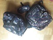 3 teiliges Schultaschen Set von