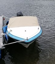 Sportboot Hellwig Poros mit 4-Takt