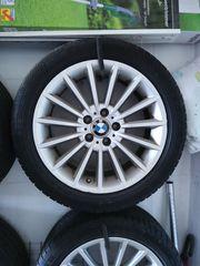 4 x Original BMW 5er