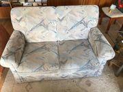2er Sofa und Sessel
