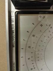 Grundig Millivoltmeter MV 5-0