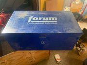 Forum Transportkiste Blau
