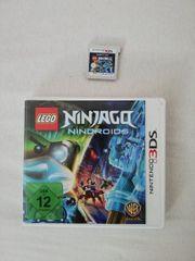 Nintendo 3ds Spiel Ninjago Nindroids