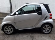 Smart Cabrio MHD Klima