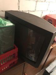 Funktionsfähiger Fernseher zu verschenken
