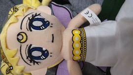 Comics, Science fiction, Fantasy, Abenteuer, Krimis, Western - Sailor Moon Puppe Neo Queen