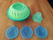 Tupperware Kleiner Prinz grün blau