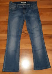 Only Ebba Low Bootcut-JEANS W30