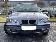Schönes gepflegter BMW 316ti Compact