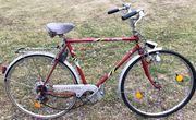 1970er HERCULES Vintage 5-Gang Herrenrad