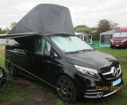 Sonnenschutz für Mercedes V-Klasse MarcoPolo