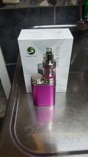 E-Zigarette in pink
