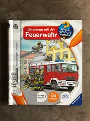 Tiptoi Buch Feuerwehr