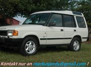 Land Rover Discovery TDI 7Sitze