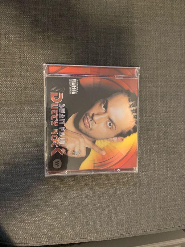 Sean Paul Dutty Rock CD