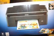 Epson Stylus 130 Multifunktionsdrucker defekt