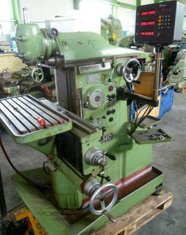 Universalfräsmaschine MAHO 700 Werkzeugfräsmas Fräsmaschine Werkzeugfräsmaschine