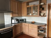 Einbauküche U-Form mit Elektrogeräten