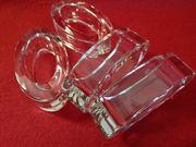 4x JR Riedel Kristall Glas
