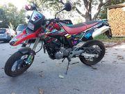 Supermoto Honda FMX650