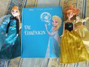 Frozen Buch- und Puppenset