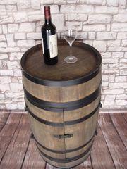 weeco Holz Flaschenschrank 80cm Weinschrank