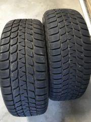 2 x Winterreifen Bridgestone 205