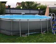 Pool Bestway oval