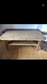 Couch Tisch Holz