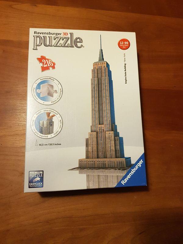 Ravensburger 3D-Puzzle Empire State Building