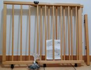 Treppengitter Geuther schwenkbar bis 130cm