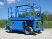 Arbeitsbühne Skyjack - Diesel - Allrad - 10m