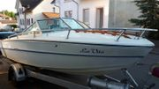 Motorboot Sea Ray mit Trailer