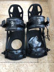 K2 Snowboardbindung cinch XL