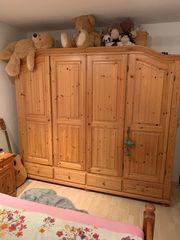 Schlafzimmer Kiefer Holz Bauernschlafzimmer