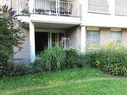 Sonnige 2-Zimmerwohnung mit Gartenanteil