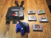 Nintendo 64 inkl Controller 5