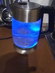 Extravaganten Design Tee - Kaffee - Wasser