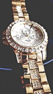Gold Uhr 333