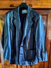 Herren-Leder-Jacke zu verkaufen