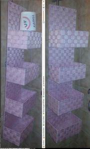 Badezimmer - Ablagekorbgestell zum Befestigen Anhängen