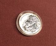 Münze Silber Medaille